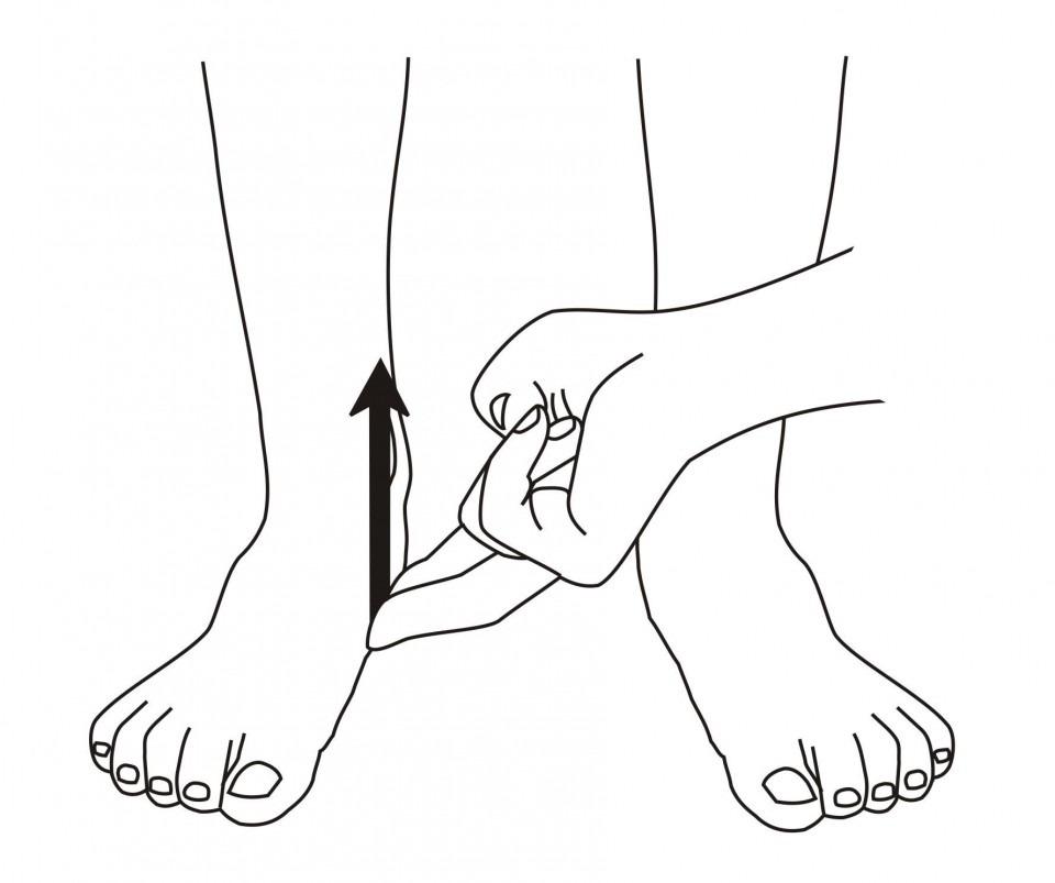 Inschatten hoeveel kracht er nodig is om voetboog te doen stijgen
